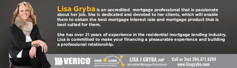 Lisa Gryba Accredited Mortgage Professional