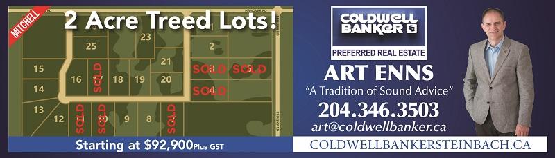 Art Enns Coldwell Banker