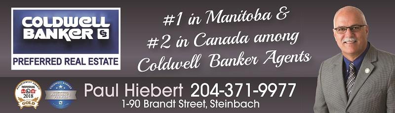 Paul Hiebert Coldwell Banker