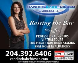 Candice Bakx Friesen