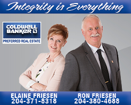 Elaine and Ron Friesen Coldwell Banker