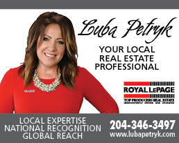 Luba Petryk Royal LePage Top Producers