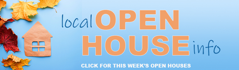 This Week's Open House Info